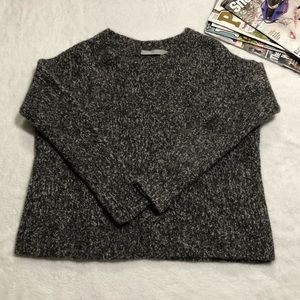 VINCE Wool/Cashmere Blend Grey Sweater size Small